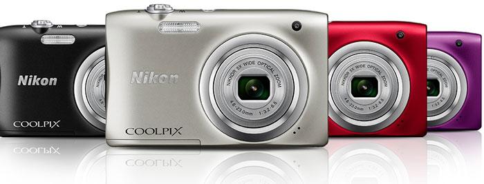 دوربين ديجيتال نيکون مدل COOLPIX A100