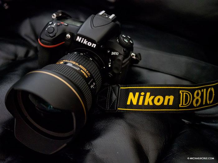 دوربين ديجيتال نيکون D810