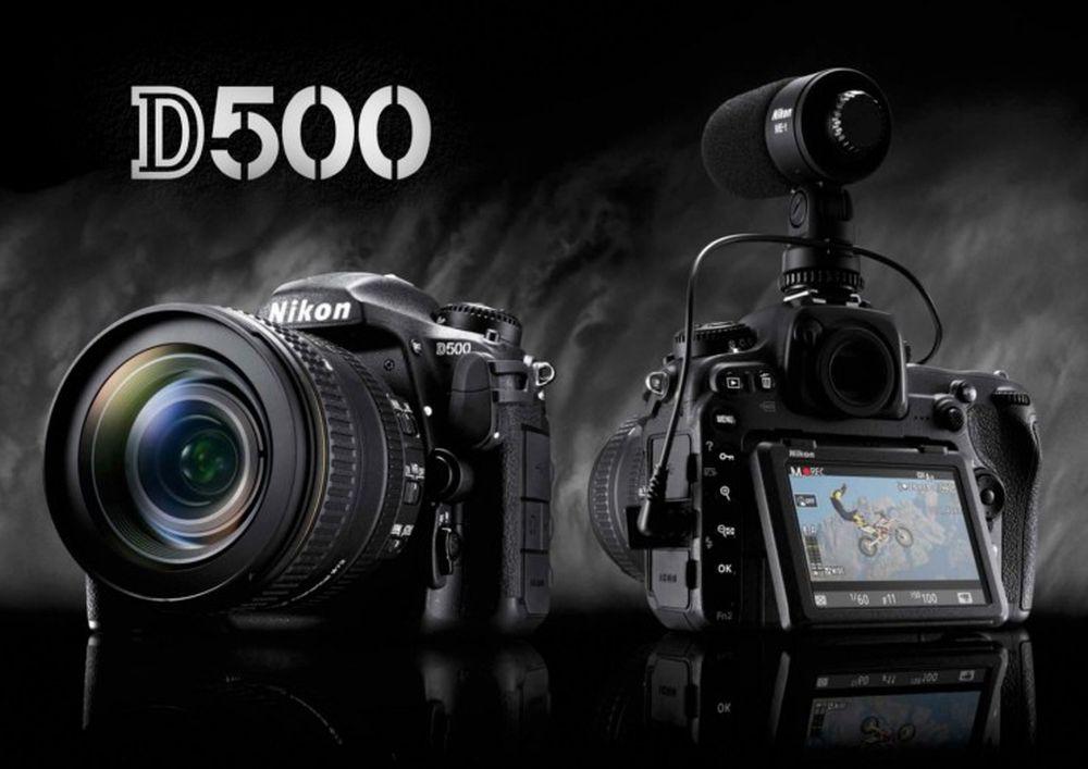 دوربين ديجيتال نيکون مدل D500