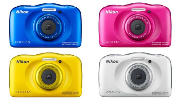 دوربین دیجیتال نیکون مدل W100