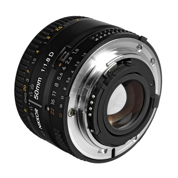 لنز نيکون مدل ۵۰mm F/1.8 AF D