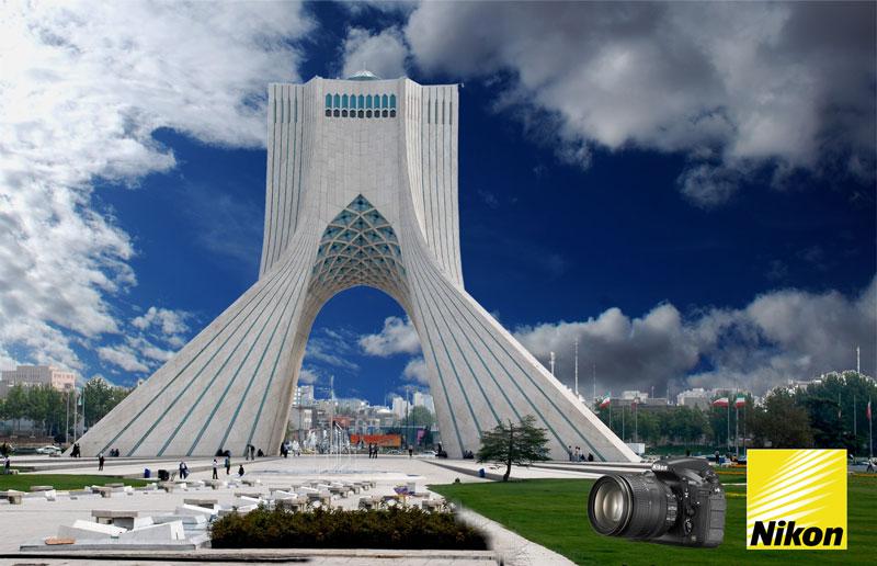 نمایندگی نیکون در تهران