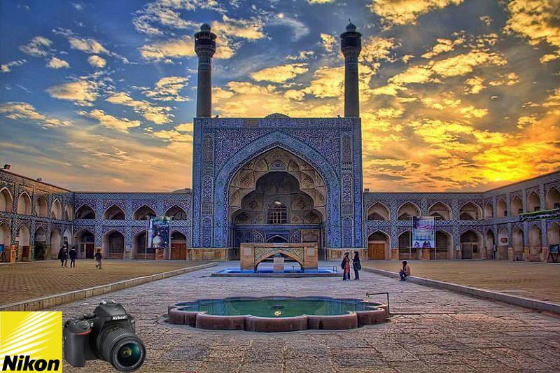 نمایندگی نیکون در اصفهان
