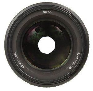 لنز دوربين نيکون مدل 85mm F1.8G AF-S