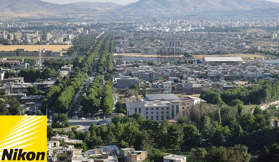 نمایندگی نیکون در کرمانشاه