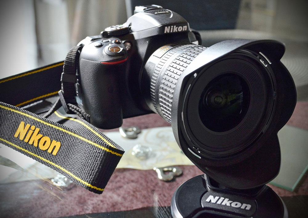 دوربین عکاسی نیکون