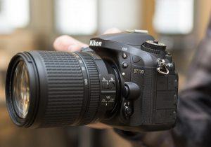 دوربین نیکون D7200 kit 18-140