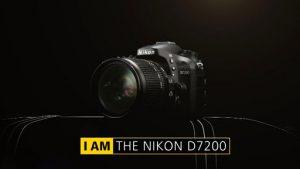 دوربین نیکون D7200 body